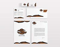 Branding: Spinne Batik & Leather