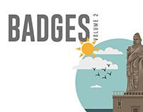Badges - Volume 2