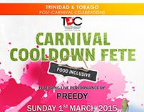 Caribbean Exposé Carnival Cooldown Fete