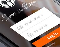 Sura cu Dor - Restaurant app