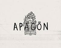 Apagón - Logo & Illustration
