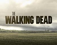 行尸走肉 The WalkingDead Icon Design