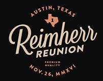 Reimherr Reunion Identity