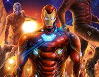 Infinity War - Poster