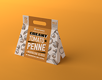 Chef's Basket Packaging Design