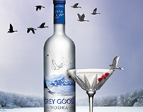 Grey Goose Holiday