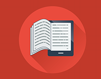 Hybrid Reading (free icon)