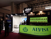 Alvisa - Stand Exhibition