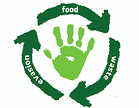 Foodwe NGO Logo Project