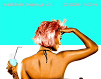 Corporal Moore - Sesiones de Playa vol.1 (Album Cover)
