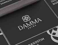 Branding - Damma Joias