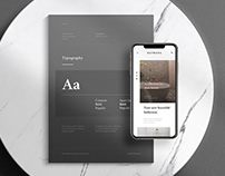 Bathana - Branding and Website