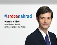 Marek Hilser for President 2018