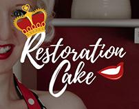 Restoration Cake - Logo, Web Design & Development