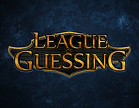 League of Guessiong - Game Art