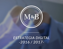 Estrategia digital || Morton&Bedford