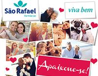 Farmácias São Rafael - Campanha Dia dos Namorados 2016