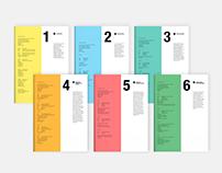 Catálogo - III Bienal FADU