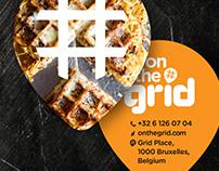 On the Grid | Restaurant Branding