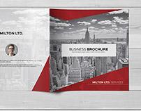 Multipurpose Square Business Catalog / Brochure