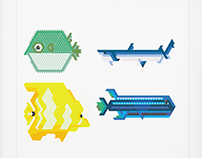 Grid fish