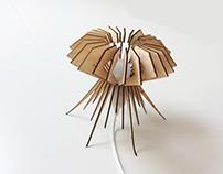 """Настольный светильник Table lamp """"Medusa""""."""