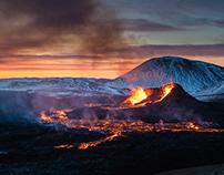 Iceland 2021 Volcanic Eruption II