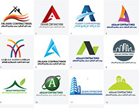 Logo Design for Arjaan Constructions - UAE