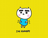 ERNEST THE CAT: I'M HUNGRY