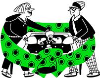 Pentagram Do the green thing, UK