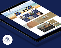 Horus Paradise Luxery Resort Hotel web design