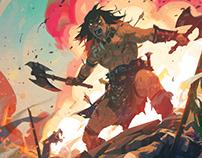 Conan The Barbarian #13 COVER