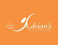 Adrian's Caterers Brand Design