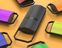 S L I D E - USB Flashdrive Concept