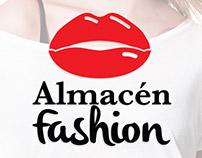 Almacén Fashion | Branding Logo