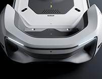 Tesla Pod - Platform - Design Master's Thesis