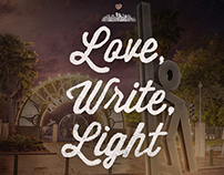 Love, Write, Light