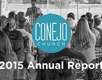 Conejo Church Annual Report