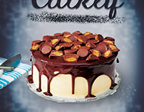 Cake Flyer Design