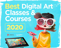 Best Digital Art Classes for 2020