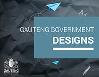 Gauteng Government Designs