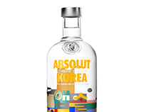 Absolut Korea Limited Edition