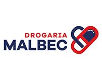 Drogaria Malbec - Brand design