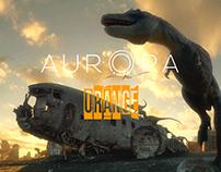 Aurora - Exhibition III ORANGE