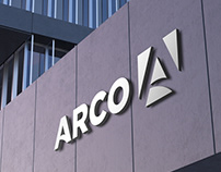 Arco Developments Branding
