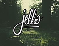Jello - Lettering
