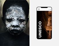 UNESCO — Rethinking website