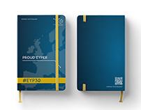 #EYP30 Anniversary Asset Branding
