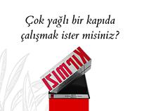 Oliovilla Print Ad (Kırmızı Awards Winner)