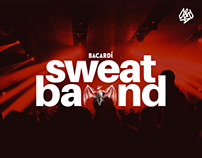Bacardì Sweatband - D&AD New Bloods 2019